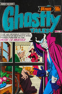 Cover Thumbnail for Ghostly Tales (K. G. Murray, 1977 series) #9
