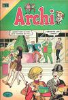 Cover for Archi (Editorial Novaro, 1956 series) #393
