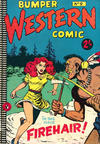 Cover for Bumper Western Comic (K. G. Murray, 1959 series) #9