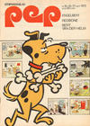 Cover for Pep (Oberon, 1972 series) #16/1972