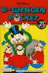 Cover for B-Gjengen pocket (Hjemmet / Egmont, 1986 series) #21