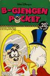 Cover for B-Gjengen pocket (Hjemmet / Egmont, 1986 series) #20