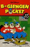 Cover for B-Gjengen pocket (Hjemmet / Egmont, 1986 series) #17