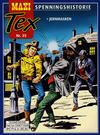 Cover for Maxi Tex (Hjemmet / Egmont, 2008 series) #35 - Jernmasken