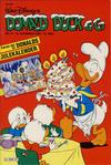 Cover for Donald Duck & Co (Hjemmet / Egmont, 1948 series) #47/1989