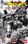 Cover for Batman Eternal (DC, 2014 series) #1 [C2E2 Cover]