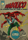 Cover for Diabólico (Editora de Periódicos La Prensa S.C.L., 1966 series) #24