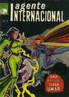 Cover for Agente Internacional (Editora de Periódicos La Prensa S.C.L., 1966 series) #16