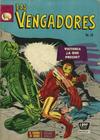 Cover for Los Vengadores (Editora de Periódicos La Prensa S.C.L., 1965 series) #66