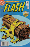 Cover for The Flash (DC, 1959 series) #325 [Newsstand]