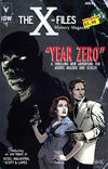 Cover Thumbnail for The X-Files: Year Zero (2014 series) #1 [Subscription Cover]