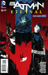 Cover for Batman Eternal (DC, 2014 series) #15