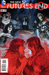Cover for The New 52: Futures End (DC, 2014 series) #11