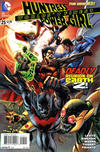 Cover for Worlds' Finest (DC, 2012 series) #25