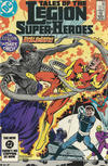 Cover for Tales of the Legion of Super-Heroes (DC, 1984 series) #315 [Direct]
