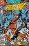 Cover Thumbnail for Flash (1987 series) #3 [Newsstand Edition]