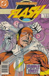 Cover for Flash (DC, 1987 series) #8 [Newsstand]