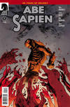 Cover for Abe Sapien (Dark Horse, 2013 series) #11