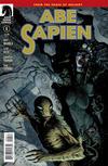 Cover for Abe Sapien (Dark Horse, 2013 series) #6