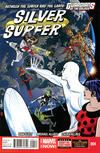 Cover for Silver Surfer (Marvel, 2014 series) #4