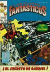 Cover for Los Cuatro Fantasticos (Novedades, 1980 series) #120