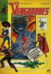 Cover for Los Vengadores (Novedades, 1981 series) #26
