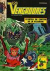 Cover for Los Vengadores (Novedades, 1981 series) #27