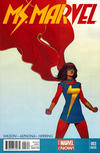 Cover Thumbnail for Ms. Marvel (2014 series) #3 [2nd Printing]