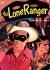 Cover for The Lone Ranger (Dell, 1948 series) #37 [red shirt variant]