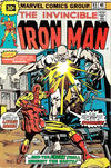 Cover for Iron Man (Marvel, 1968 series) #85 [30¢]