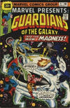 Cover for Marvel Presents (Marvel, 1975 series) #4 [30c price edition]