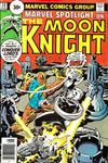 Cover for Marvel Spotlight (Marvel, 1971 series) #29 [30¢]