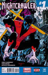 Cover Thumbnail for Nightcrawler (2014 series) #1 [2nd Printing]