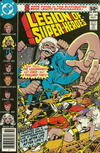 Cover for The Legion of Super-Heroes (DC, 1980 series) #268 [Newsstand Edition]