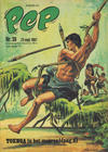 Cover for Pep (Geïllustreerde Pers, 1962 series) #38/1967