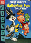 Cover Thumbnail for Bugs Bunny's Trick 'n' Treat Halloween Fun (1955 series) #4 [30¢]