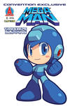 Cover Thumbnail for Mega Man (2011 series) #6 [NYCC Powered Up Exclusive Variant]