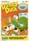 Cover for Walt Disney's Donald Duck (Egmont Magazines, 1987 series) #1