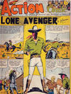 Cover for Action Comic (Peter Huston, 1946 series) #5