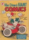 Cover for Walt Disney's Giant Comics (W. G. Publications; Wogan Publications, 1951 series) #5