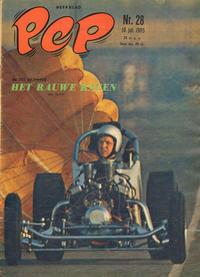 Cover Thumbnail for Pep (Geïllustreerde Pers, 1962 series) #28/1965
