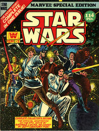 Cover for Marvel Special Edition Featuring Star Wars (Marvel, 1977 series) #3