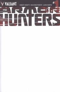 Cover Thumbnail for Armor Hunters (Valiant Entertainment, 2014 series) #1 [Cover C - Blank Sketch]