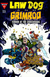Cover Thumbnail for Lawdog and Grimrod: Terror at the Crossroads (Marvel, 1993 series)