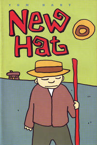 Cover Thumbnail for New Hat (Black Eye, 1995 series)