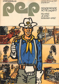 Cover Thumbnail for Pep (Geïllustreerde Pers, 1962 series) #9/1971