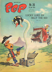 Cover Thumbnail for Pep (Geïllustreerde Pers, 1962 series) #26/1965