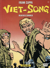 Cover Thumbnail for Frank Cappa (Carlsen Comics [DE], 1991 series) #1 - Viet-Song