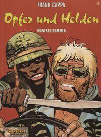 Cover Thumbnail for Frank Cappa (Carlsen Comics [DE], 1991 series) #2 - Opfer und Helden