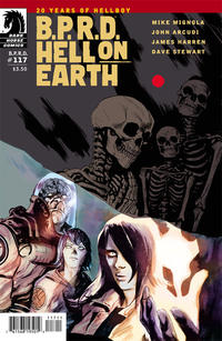 Cover Thumbnail for B.P.R.D. Hell on Earth (Dark Horse, 2013 series) #117